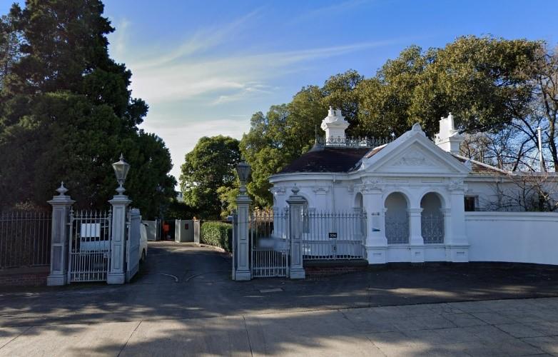 2021 Stonington gatehouse