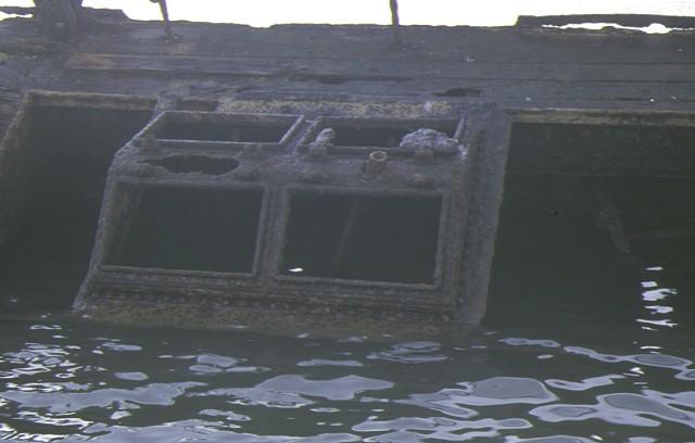 S524_Petriana_PortPhillipHeadsPointNepean_HistoricViewOfWreck